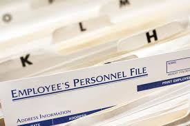 Employee File Checklist Personnel File What To Include Not Include Checklist