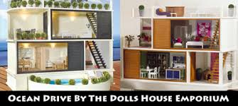 1:12 scale unfinished kit (discontinued) by The Dolls House Emporium based  in London www.dollshouse.com. DHE also sells furnishings and accessories,  ...
