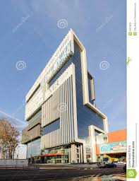 contemporary office buildings. modern office building, moscow, russia contemporary buildings s