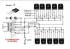 grid tie inverter schematic circuit diagrams inspirational grid tie inverter circuit diagram inspirational ka7500b schema of