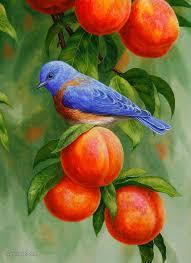 bird painting by crista forest bird painting bird painting