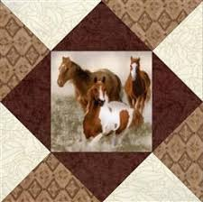 4072 best Quilting images on Pinterest & Horse Round Up Quilt Blocks Kit Adamdwight.com