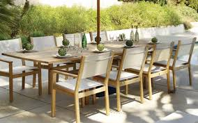 Teak Outdoor Dining Collection by Gloster