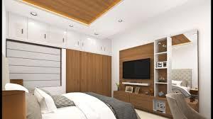 10ft X 10ft Bedroom Design 10 X 12 Bedroom Design And Tv Unit Panel Design In India Modular Bedroom Design