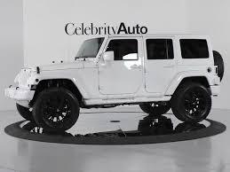 jeep wrangler white black rims. Exellent White White Lifted Wrangler Jeep With Black Rims And Jeep Wrangler White Black Rims J