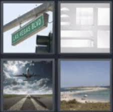 4 pics 1 word strip