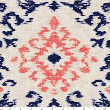 outstanding navy c rug sweetlooking and exciting ikat damask fabric by the