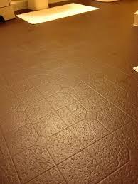 best 25 painted vinyl floors ideas on black
