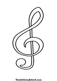 musical note coloring sheet musical note coloring pages to print free flower coloring pages