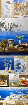 Greek Table Setting Decorations 17 Best Ideas About Greek Party Decorations 2017 On Pinterest