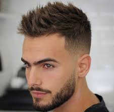 New Hairstyle For Man 76 amazing short hairstyles and haircuts for men 7246 by stevesalt.us
