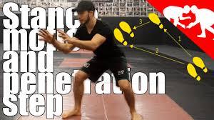 Wrestling videos penetration step
