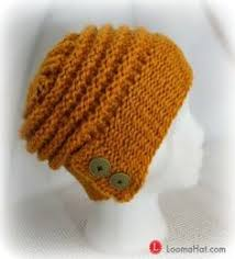 Loom Hat Patterns Cool Very Simple Spiral Hat FREEPattern With Step By Step Video Tutorial