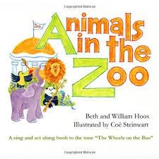 Animals in the Zoo by Beth Joy Hoos (2010-06-15): Beth Joy Hoos ...