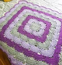 Virus Blanket Pattern