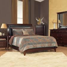 Leather Bedroom Furniture Sets Marvelous Bedroom Furniture Leather 3 Black Leather Bedroom