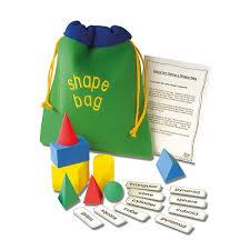 <b>3D</b> Shape <b>Bag</b> – Smart <b>Kids</b>