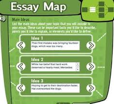 write about something that s important map essay map essay