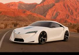 Future Toyota Supra To Be Inspired By The FT-HS Concept? News ...