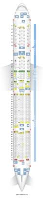 Boeing 777 Seating Chart Seating Chart
