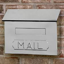 wall mount mailbox envelope.  Mailbox Zoom In Wall Mount Mailbox Envelope W