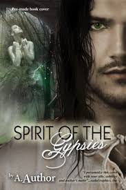 romance premade book covers printed book covers ebook covers romance ebook cover spirit of the gypsies
