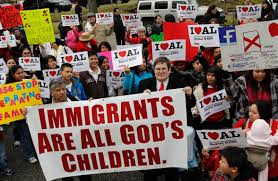 immigration and the church a christian response to the current  illegal immigrants ""