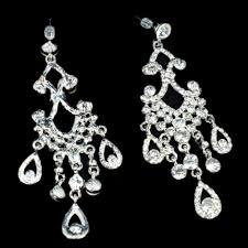 designer beautiful costume jewelry chandelier dangle earrings designer costume jewelry czech crystali