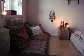 Bohemian Bedroom Interior With Bohemian Bedroom