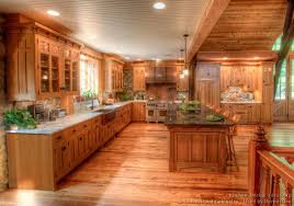 log home kitchen design with nifty photos timber and log home