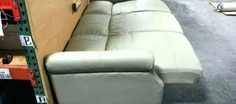 flexsteel rv sofa sofa jack knife sofa bed furniture used tan vinyl jack knife captains chairs