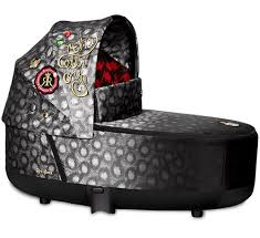 Rebellious One Size Chart Cybex Priam Lux Carrycot Rebellious Fashion Edition