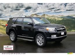 2012 Toyota 4Runner Limited 4x4 in Black - 077941 | Autos of Asia ...