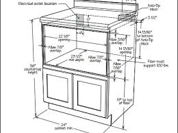 Under Cabinet Microwave Dimensions Wonderful In The Bruin Blog Decor  Inspiration 440329 Under Cabinet Microwave Dimensions Y75
