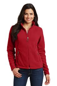 Port Authority Fleece Jacket Size Chart Port Authority Ladies Value Fleece Jacket Ladies Women