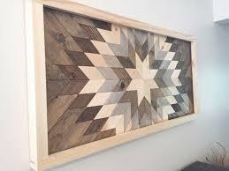 wood wall art reclaimed wood decor wood