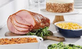 honeybaked ham photo