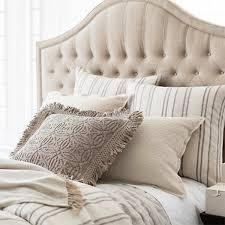 annie selke estate linen pearl grey es bed