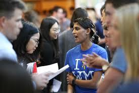 Rupal Patel Walmart Career Fair Vanderbilt Business School