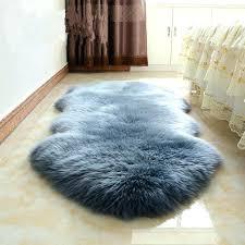 gray sheepskin rug gray sheepskin rug surprising large sheepskin rug charming design best ideas about large gray sheepskin rug