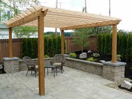 open pergola designs. cozy outdoor living room patio pergola with two classic chairs and small table landscape picture gray brick natural open des designs s