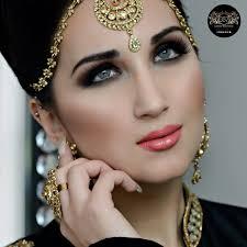 indian bridal bollywood inspired hair makeup beauty bridal fashion editorial