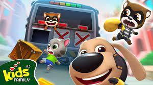 Game vui đuổi bắt #4 | Trò chơi vui nhộn dành cho trẻ em