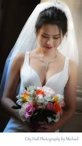 Hall asian woman bride
