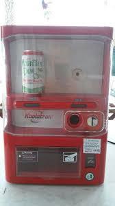 Koolatron Vending Machine Custom Portable Tabletop Soda Vending Machine By Koolatron NICE LK