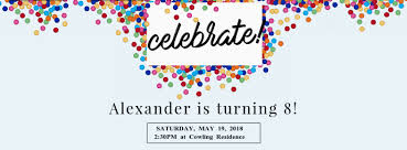 Birthday Celebration Facebook Cover Template Postermywall