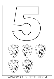Small Picture Number 5 Coloring Pages For Toddlers Coloring Coloring Pages