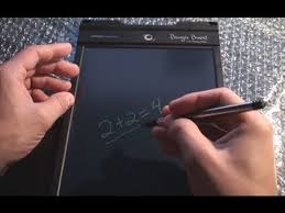 Boogie Board Memo Gizmo Boogie Board 100100 LCD Review YouTube 80