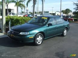 1999 Dark Jade Green Metallic Chevrolet Malibu Sedan #44900981 ...