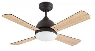 leds c4 ceiling fan borneo brown 106 6 cm 42 lighting